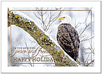 Peace and Freedom Holiday Card H8194U-AA