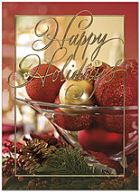 Holiday Elegance Card H8197U-AA