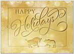 Financial Holiday Card H8208U-AA