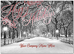 Company Name Christmas Cards