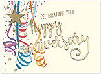 Anniversary Party Greeting Card A9062V-W