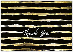 Trendy Thank You Card A9069D-X