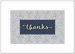 Zen Thanks Greeting Card A9070D-X