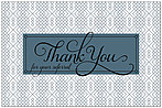 Pattern Referral Thank You Postcard D9066P-Z