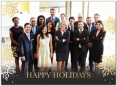 Business Christmas Photo Cards