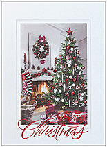 Christmas Eve Holiday Card H9148Z-4A