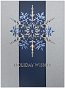 Stunning Snowflake Holiday Card H9149S-4A