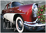 Classic Style Holiday Card H9172U-AA