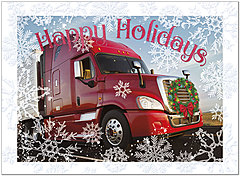 Special Delivery Holiday Card H9200U-AA