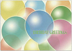 Sustainable Surprise Birthday Card A1421KW-X
