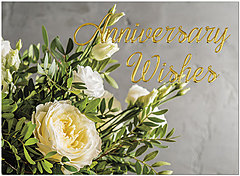 Anniversary Bouquet Card A1443U-X