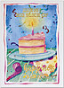 Slice of Happiness Birthday Card A9215G-4W