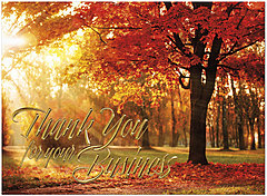 Brilliant Thank You Card H1473G-AAA