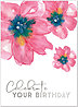Watercolor Floral A1631U-X