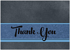 Tailored Thank You A1643D-Y