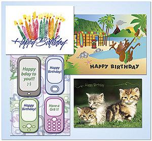 AO102 Kids Birthday Assortment | Assortment Packs | Pos