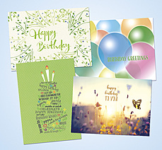 Recycled Birthday Assortment AO145