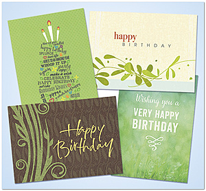 Recycled Birthday Assortment AO706