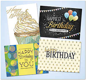 Premium Birthday Assortment AO802
