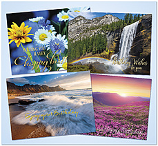 Scenic Birthday Assortment AO916