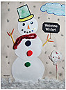 Welcome Winter Card D2236U-PL1