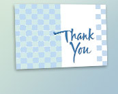 Business Thank You Postcards