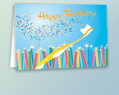 Dental Birthday Cards