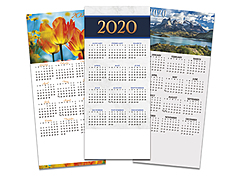 Personalized Magnetic Calendars