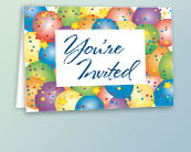 Corporate Business Invitations