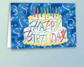Corporate Birthday Greeting Cards