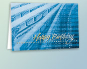 Financial Birthday Greeting Cards