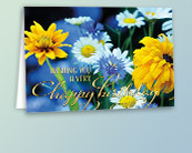 Bulk Floral Birthday Greeting Cards