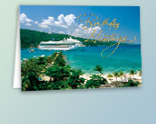 Travel Birthday Greeting Cards
