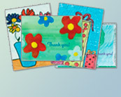 C-FB Kids Cards Assortments