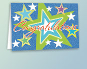 Employee Congratulations Cards