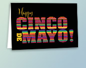 Business Cinco de Mayo Cards