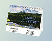 Personalized Business Desk Calendars