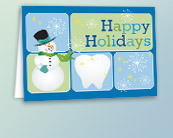 Dental Holiday Cards