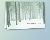 Recycled Business Holiday Cards