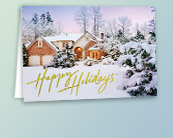 Realtor Holiday Cards