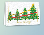 Financial Holiday Cards