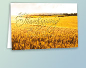 Custom Verse Thanksgiving Cards