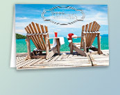 Travel Holiday Cards