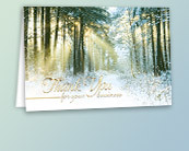 Scenic Holiday Cards