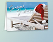 Travel Christmas Cards