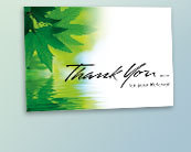 Referral Thank You Cards for Business