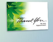Appointment Thank You Cards for Business