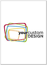 Vertical Custom Card D9099U-V