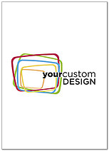 Vertical Custom Card D9100D-V